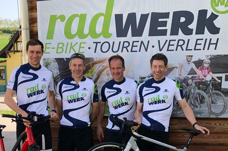 Team von Radwerk W4